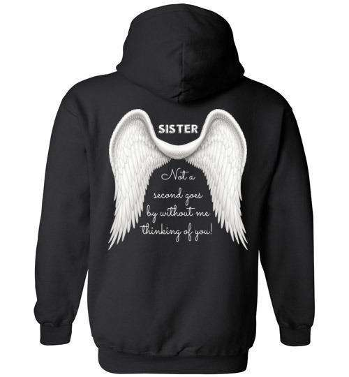 Sister - Not A Second Goes By Hoodie