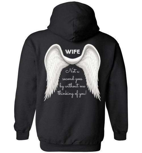 Wife - Not A Second Goes By Hoodie