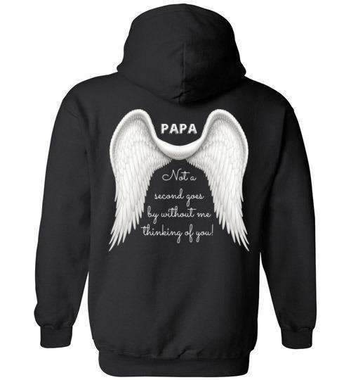 Papa - Not A Second Goes By Hoodie