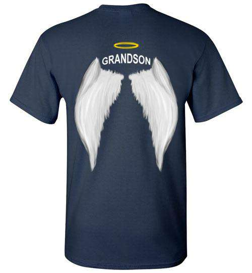Grandson  - Halo Wings T-Shirt
