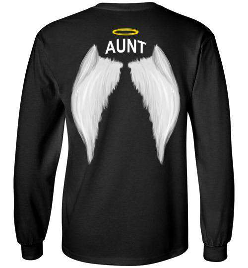 Aunt - Halo Wings Long Sleeve
