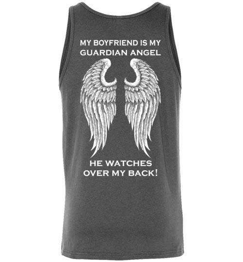 My Boyfriend Is My Guardian Angel Tank