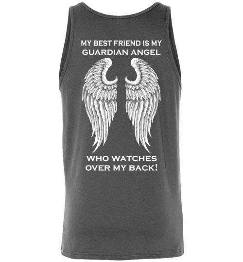 My Best Friend Is My Guardian Angel Tank