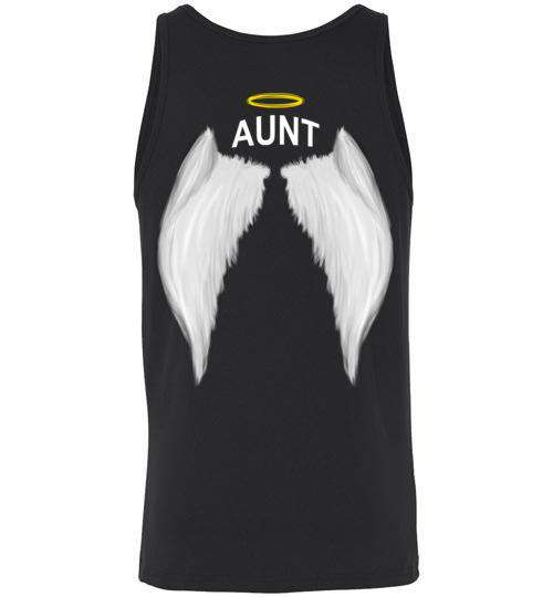 Aunt - Halo Wings Tank