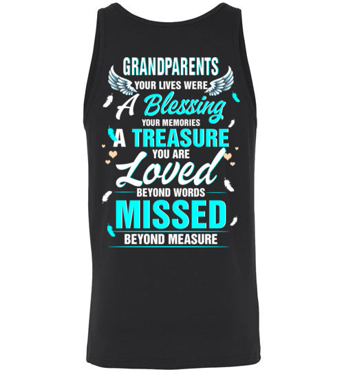 Grandparents - Your Lives Were A Blessing Tank