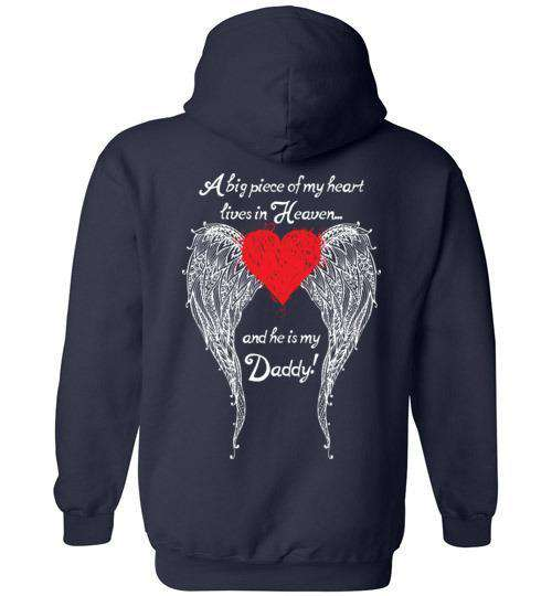 YOUTH - Daddy - A Big Piece Of My Heart Hoodie