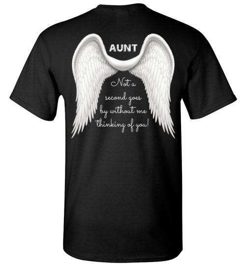 Aunt - Not A Second Goes By T-Shirt