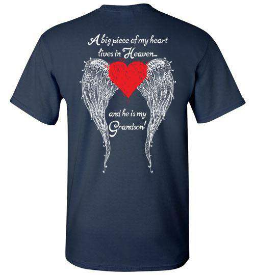 Grandson - A Big Piece of my Heart T-Shirt