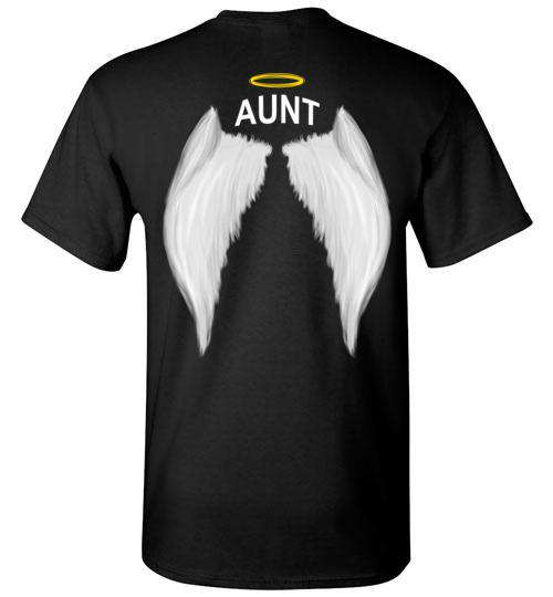 Aunt - Halo Wings T-Shirt