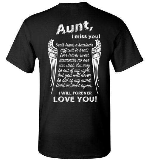 Aunt - I Miss You T-Shirt