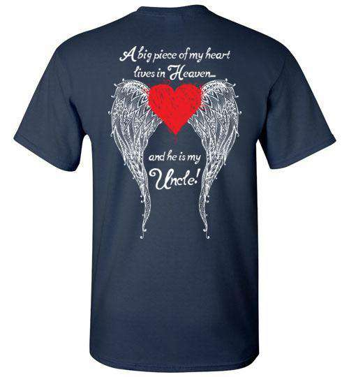 Uncle - A Big Piece of my Heart T-Shirt