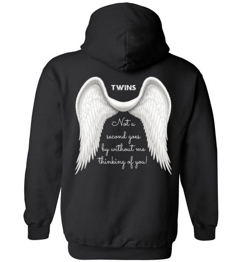 TWINS - Not a second goes by Hoodie