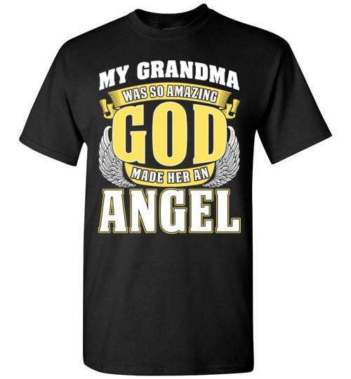 My Grandma Was So Amazing Unisex T-Shirt - Guardian Angel Collection