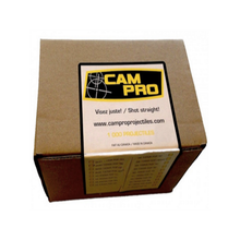 CAMPRO 9MM 124GR RN FCP Projectiles - North Tactical Supply Co.