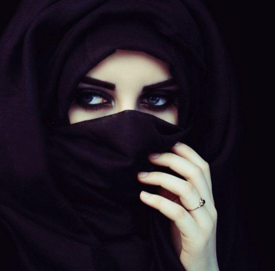 Goth fashion in the Hijab