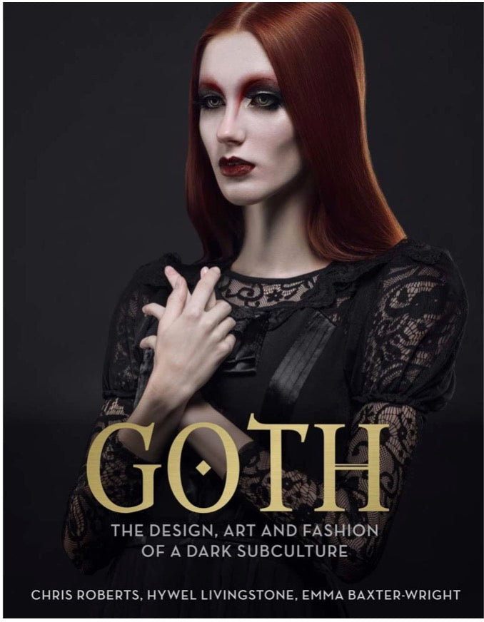 6 books about Goth culture that you should really put on your reading list
