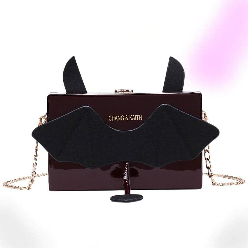Ines Devil Chain Purse Bag
