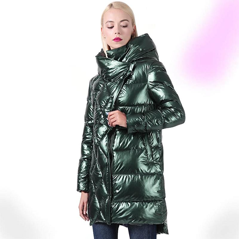 Polished Gothic Winter Coat