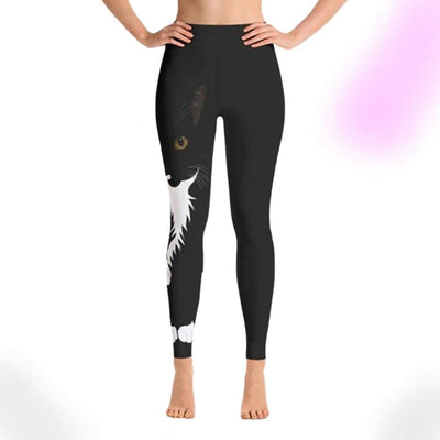 Black Cat Fitness Leggings