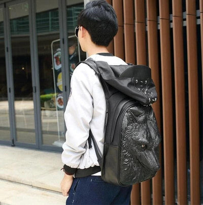 Wolfgang Hooded Backpack