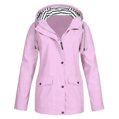 Sassy Chic Outdoor Coat