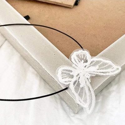 Enchanted Fashion Butterfly Necklace