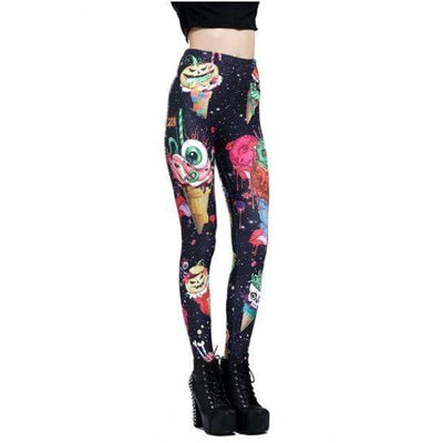 fury high waist leggings
