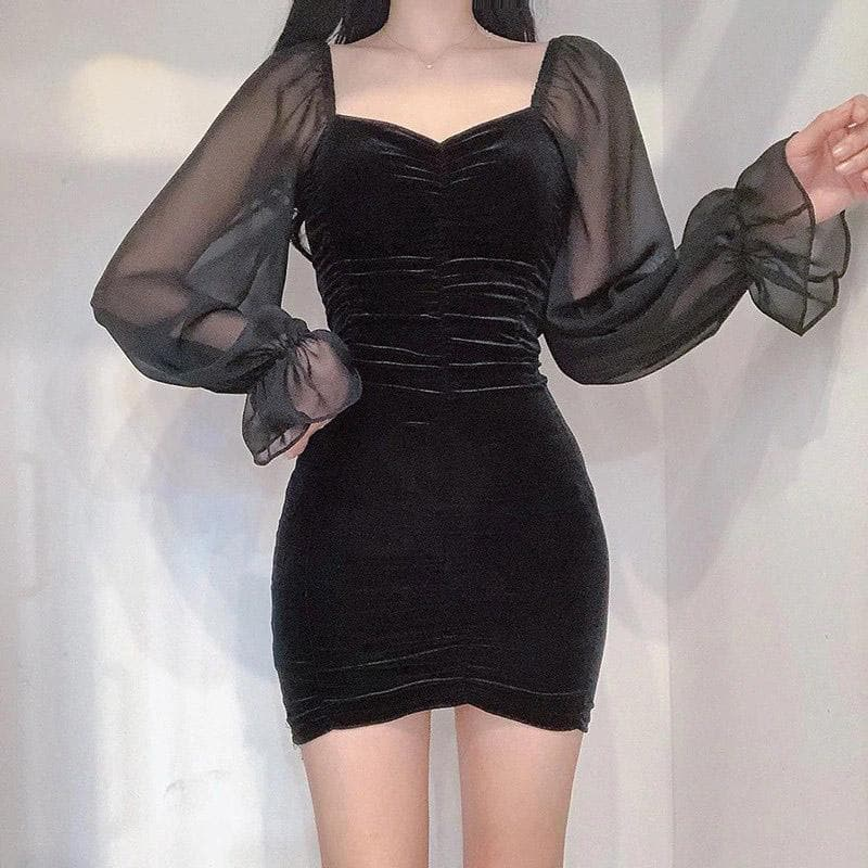 Black Beauty Dress