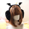 Kawaii Mink Plush Earmuffs