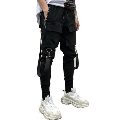 Stylish Strap Pants