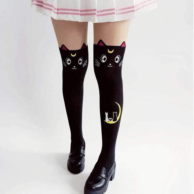 Kawaii Kitty Stockings
