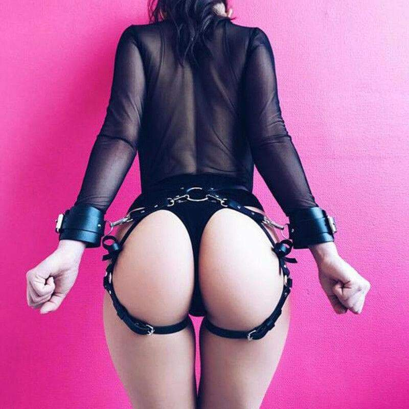 Lust Punisher Harness