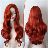 Cosplay Red Wig (Inspired by Jessica Rabbit)