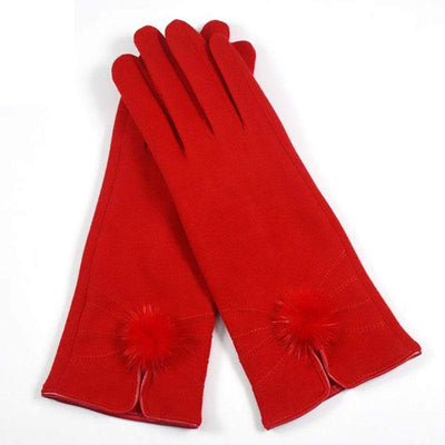 Lolita Elegant Winter Gloves