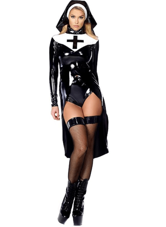 Nasty Nun Costume