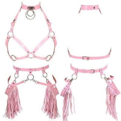 Exotic Babe Harness