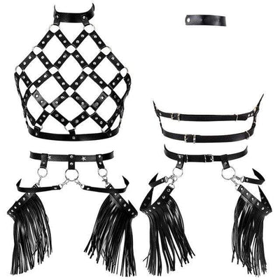 Exotic Cage Harness