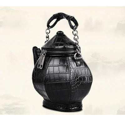 Personalized Gothic Kettle Bag