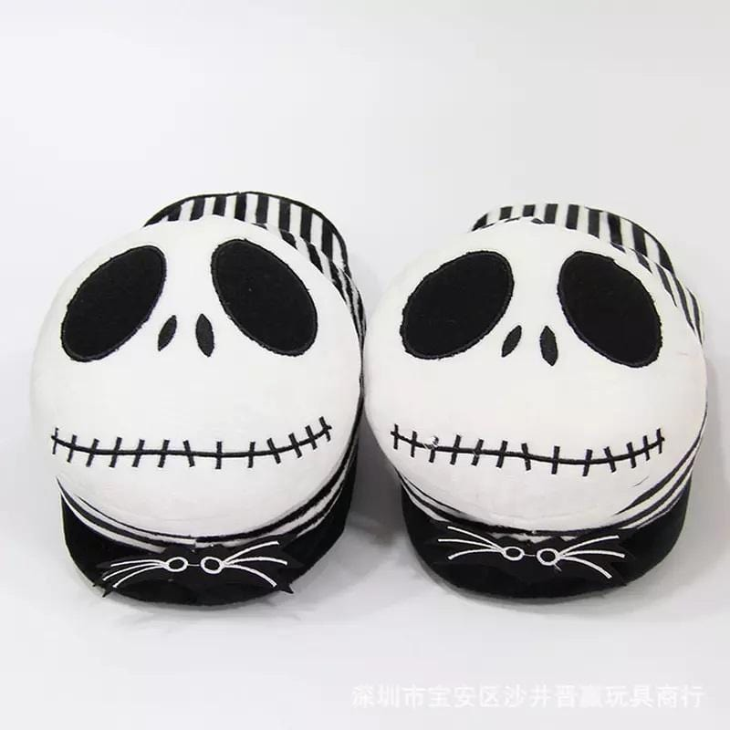 Jack Skellington Warm Slippers