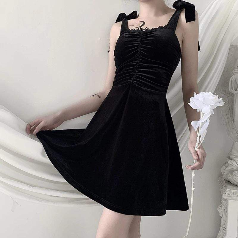 Dark Wonderland Dress