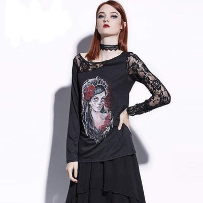 Lady Darkness Shirt