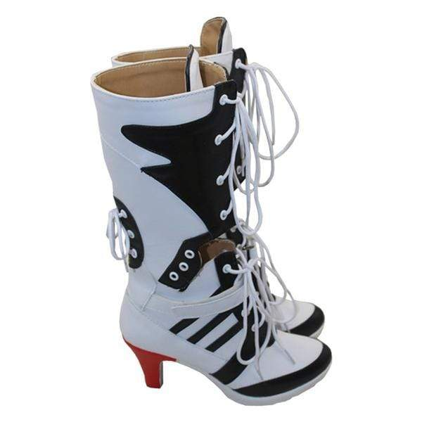 Harleyesque High Heel Boots