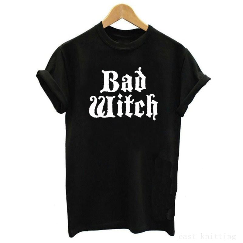 Casual Witch Shirt
