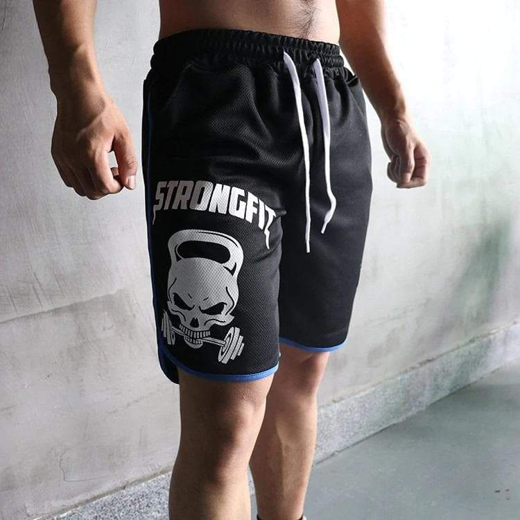 Fitness Fighter Shorts