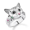 Luxurious Cat Ring