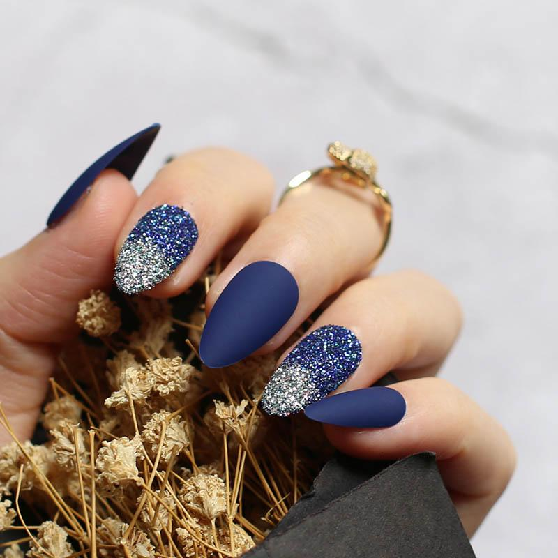 Dazzling Gal Nails