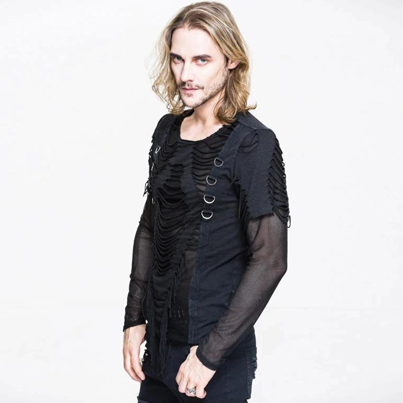 Disaster Black Gothic Shirt