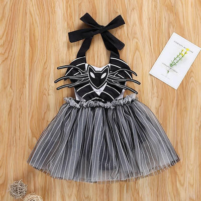 Baby Princess Skellington Costume