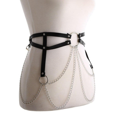 Empress Gothic Chain Belt
