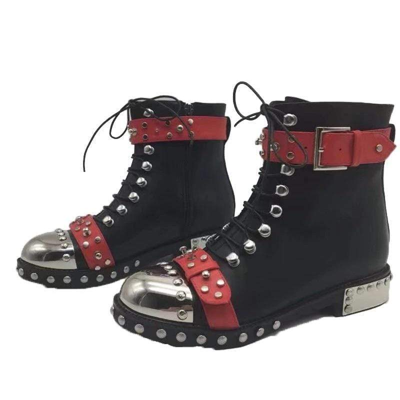 GENUINE Kick 'em to the Curb Moto Boots